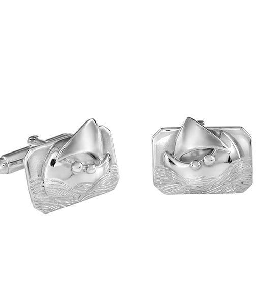 voyage-cufflinks-silver-rectangle
