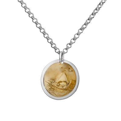 Garrett Mallon treasured-locket-voyage